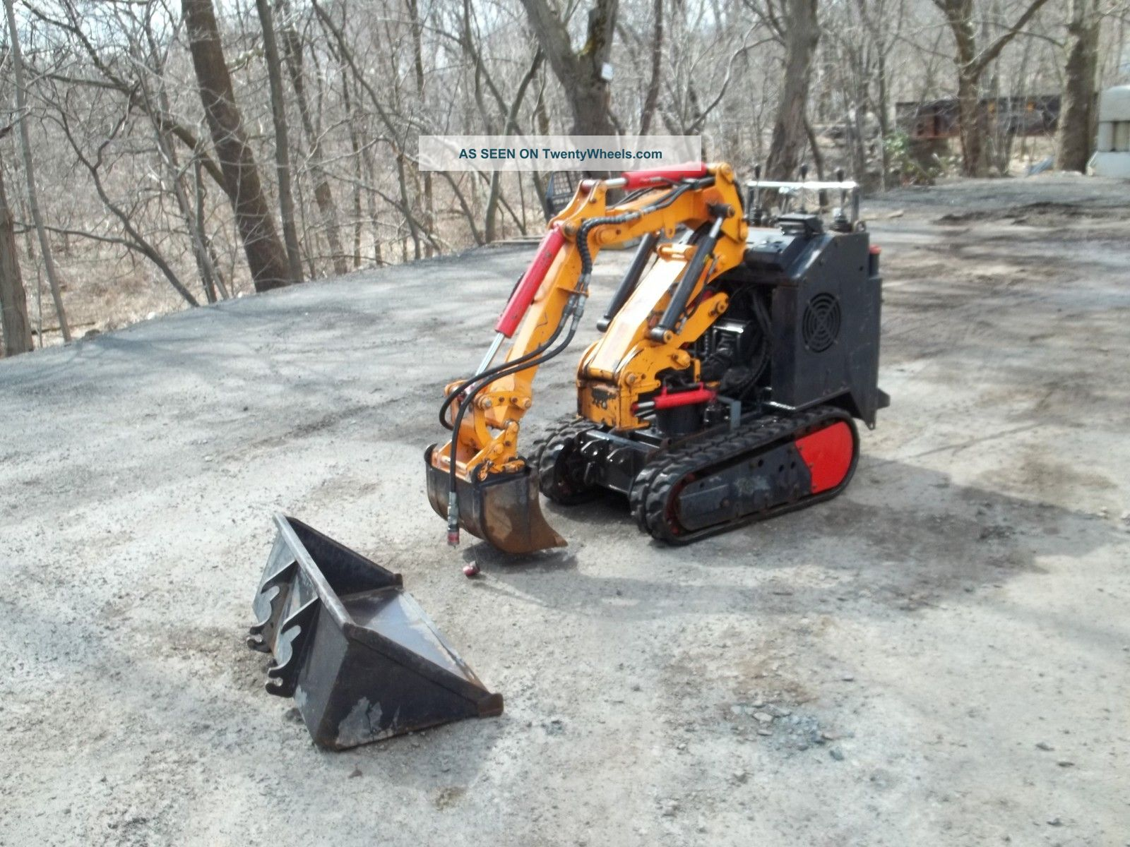 Micro Loader / Excavator 2007 Exl900 Excavators photo