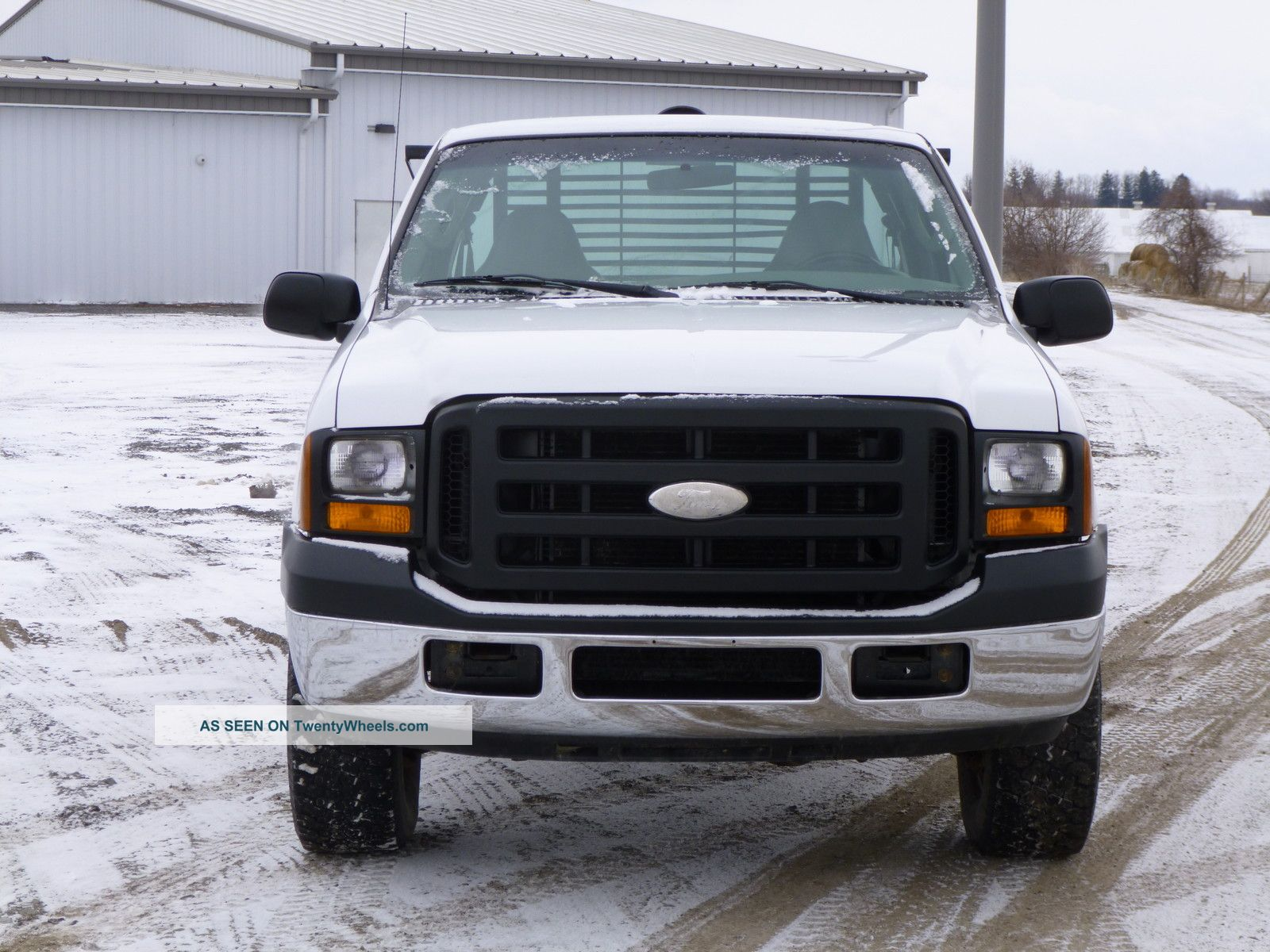 flatbed for ford f 250