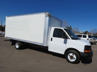 2005 Gmc Savana Express 3500 Delivery Moving Van Serviced photo