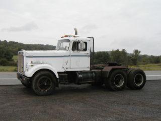 1974 White Tractor photo