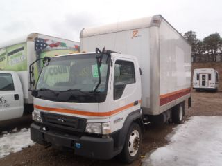 2006 Ford Lcf Cab Forward With Lift Gate photo