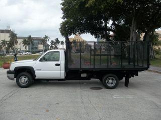 2003 Chevrolet 3500 Dump Dually Singlecab Gas Florida photo
