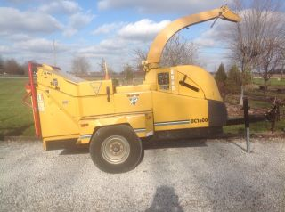 2004 Vermeer Chipper Bc 1400 photo