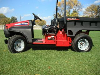 Snapper / Simplicity Turf Cruiser Utility Vehicle photo