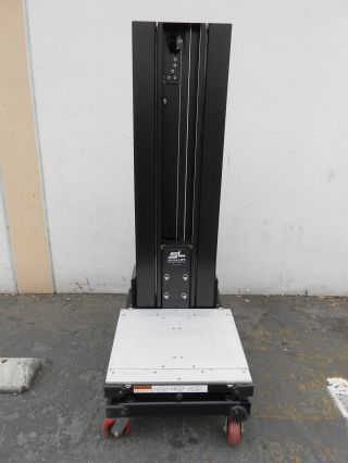 Serverlift Sl500 Electric Powered Heavy Duty 12v Lift photo