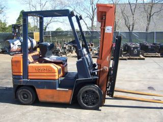 Toyota Forklift 5000 Capacity $2000 photo