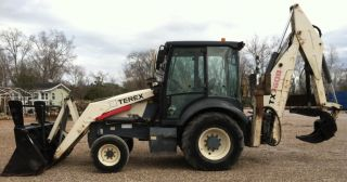 2007 Terex Tx - 760b Backhoe photo