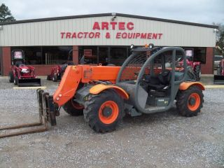 2007 Dieci Xrm6.  221 Telescopic Forklift - Loader Lift Tractor - Aux.  Hydraulics photo
