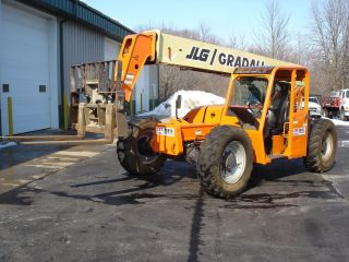 2003 Jlg Gradall Telescopic Reach Forklift Telehandler G6 - 42a 42 ' 6600lb 42 ' photo