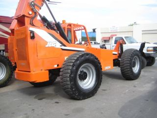 2005 Skytrak Jlg 10054 Telehandler / Rough - Terrain Forklift; 1527hrs; Excellent photo