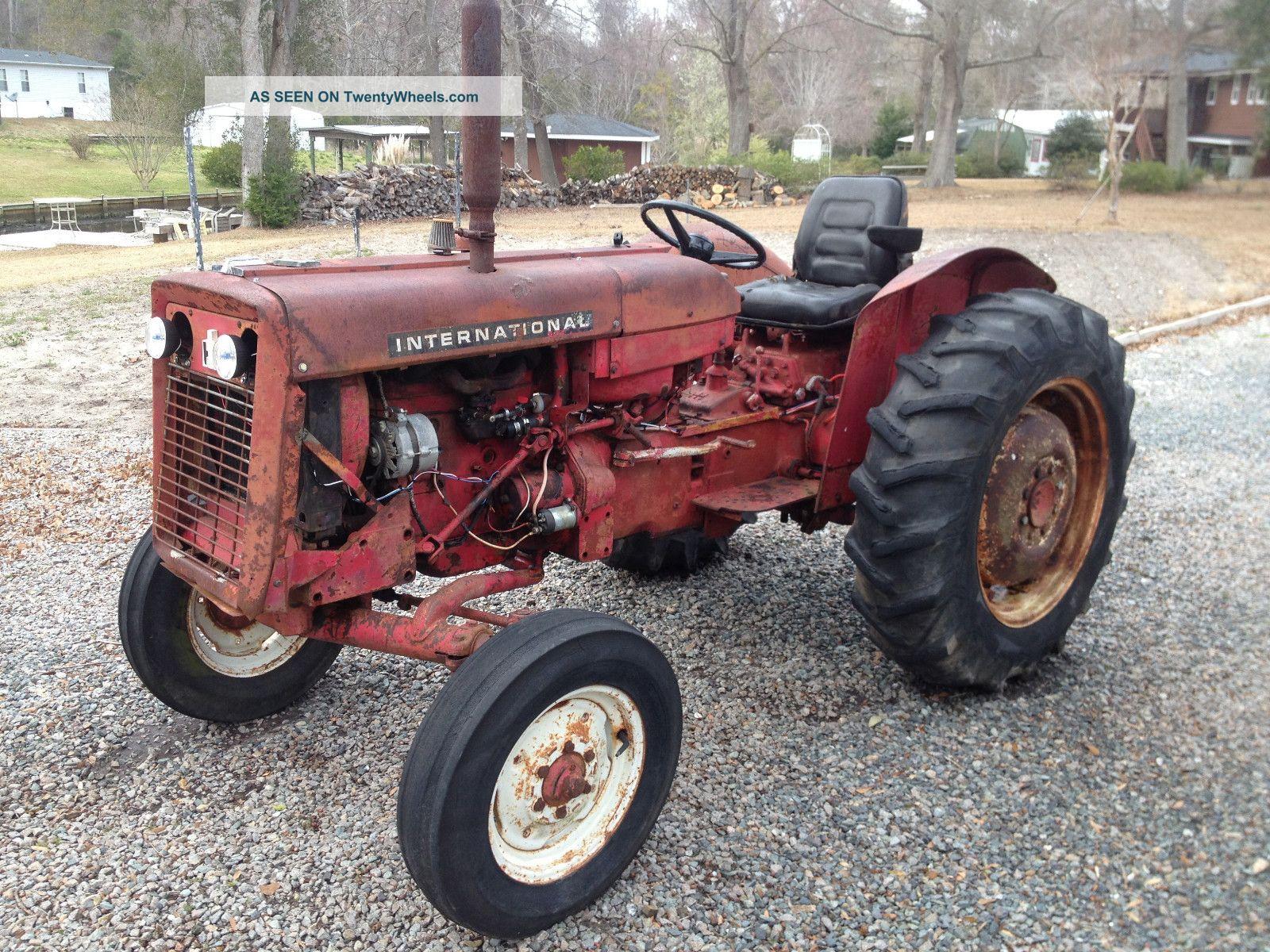 International Harvester 424 Parts : International harvester tractors bing images