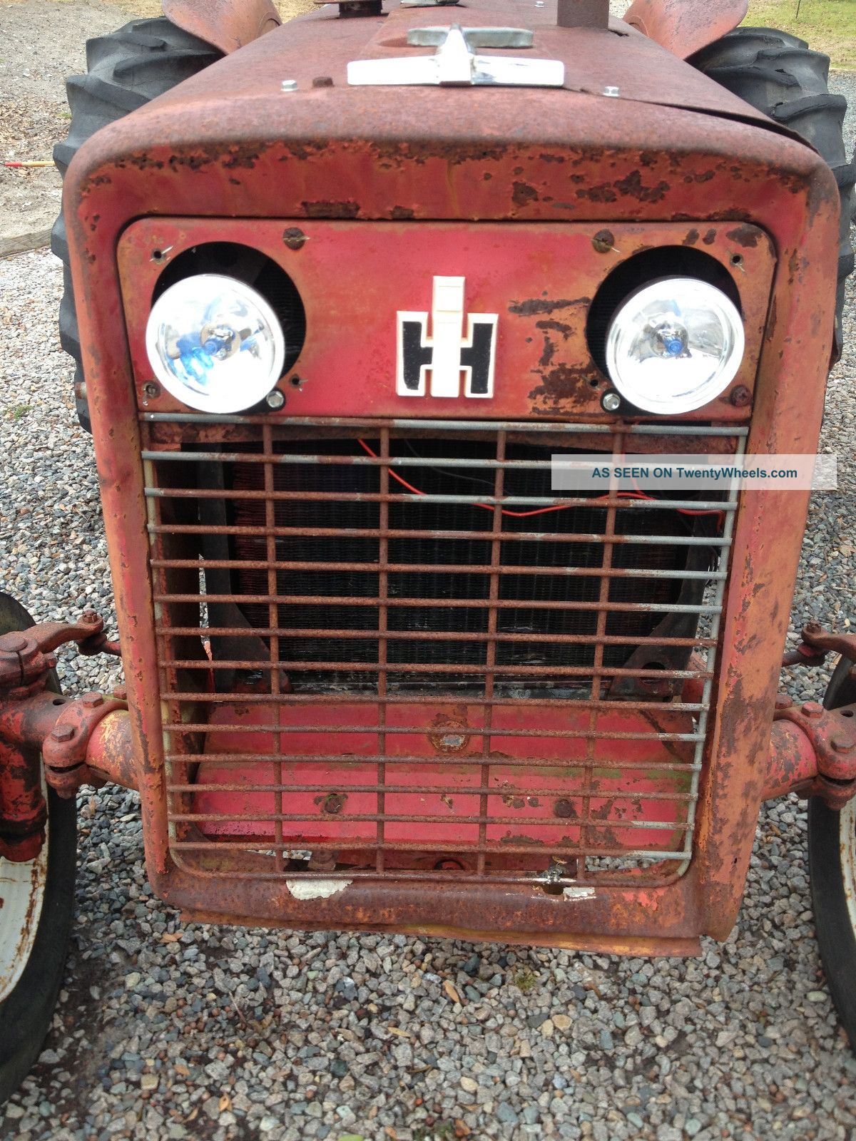 International Harvester 424 Wiring Diagram Auto Need A Ih Diesel Farmall 454 Tractor