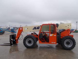 2005 Jlg G9 - 43a Telescopic Telehandler Forklift Lift 9000 Lb Capacity W/rotator photo