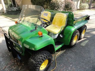 John Deere Gator 6x4 photo