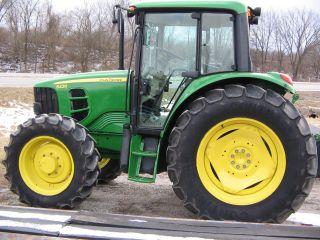 2011 John Deere 6430 Tractor photo