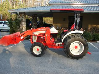 Holland Boomer 8n With Loader photo