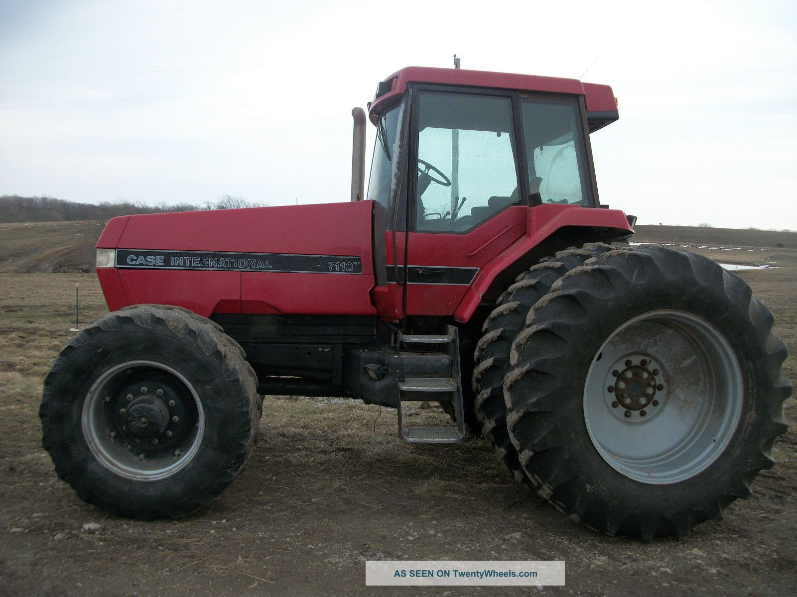 Case Tractor Wallpaper Case ih 7110 Mfd Tractor