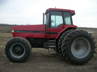 Case Ih 7110 Mfd Tractor photo