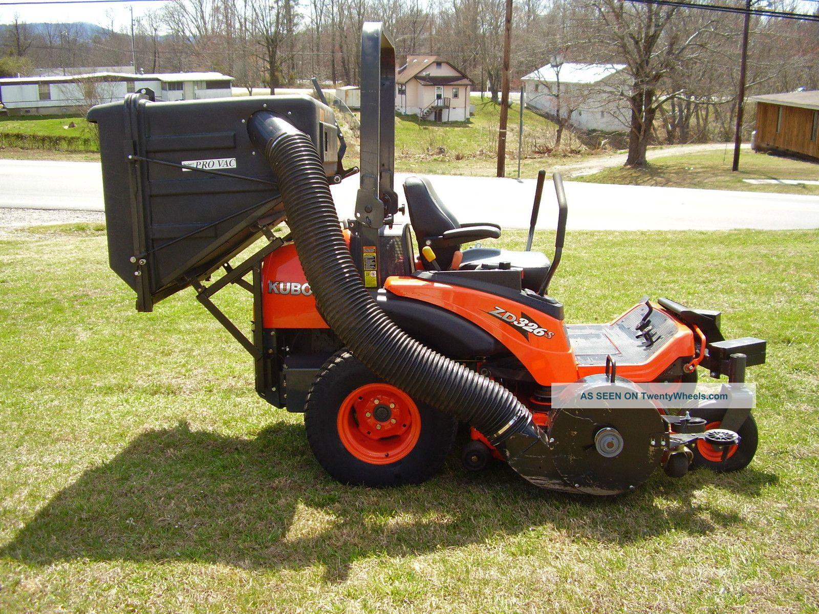 kubota leaf bagger: kubota lawn tractors review. kubota b hsd