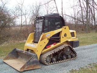 2006 Asv Rc 60 Track Skidloader photo