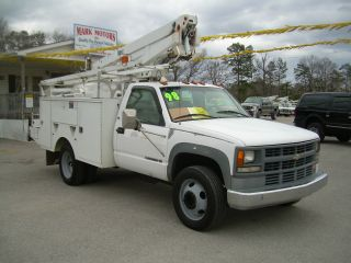 1998 Chevrolet 3500 Hd photo