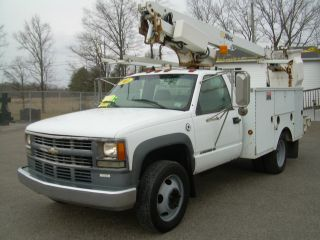 2001 Chevrolet 3500 Hd photo