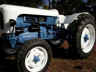 1960 Restored Lamborghini Diesel Tractor photo