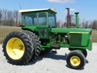 John Deere 4520 Tractor & Cab - Duals - Diesel - 3139 Hours - photo