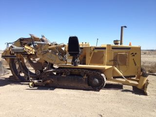 Trenching Operation - 2004 Eagle 4500 - 12