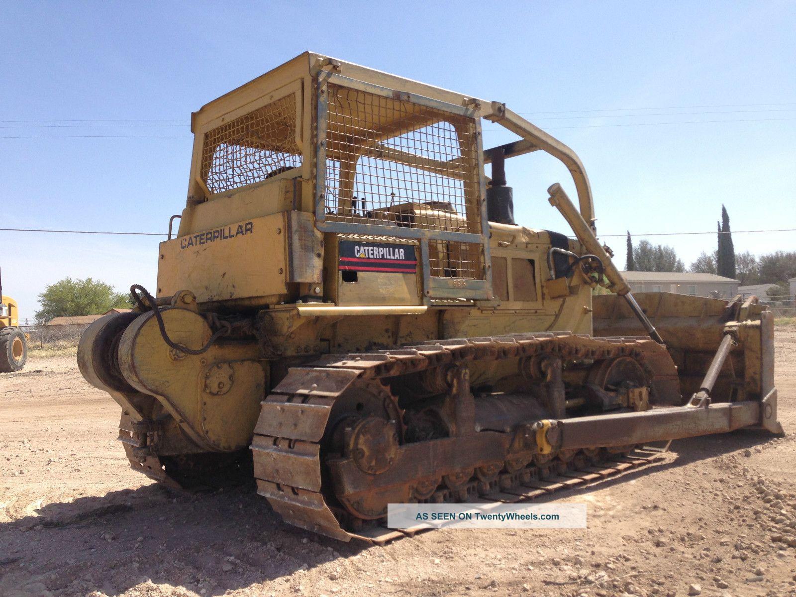 Cat D6d Tractor Related Keywords & Suggestions - Cat D6d
