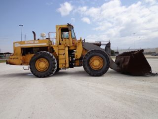 1992 Volvo Michigan L - 320 - A2 R/t Wheel Loader 100k Machine N Alabama photo