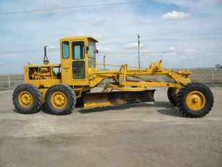 Catapillarroadgrader Cat12roadgrader Motorgrader Maintainer photo