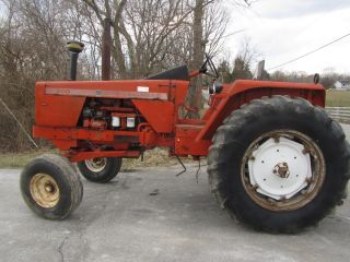 Allis Chalmers 200 Tractor photo