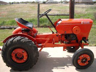 1976 Power King Tractor 14hp Kohler Engine - - L@@k photo