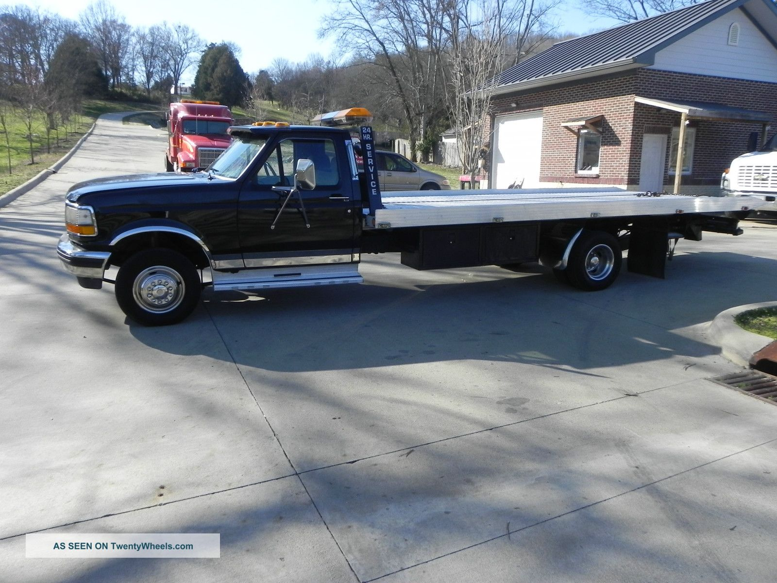 1994 ford f450 flatbeds amp rollbacks photo