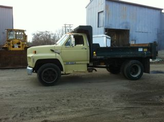 1990 Ford F600 photo