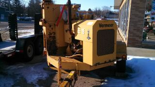 Vermeer 1250 Chipper Great photo