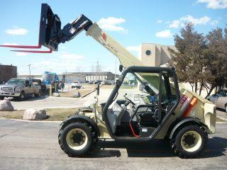 2006 Ingersoll Rand Bobcat Vr518 Versahandler Compact Reach Forklift V518 Tele photo
