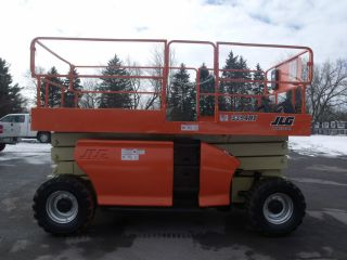 2004 Jlg 3394rt 4x4 Rough Terrain Scissor Lift photo