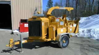 Bandit Wood Chipper photo