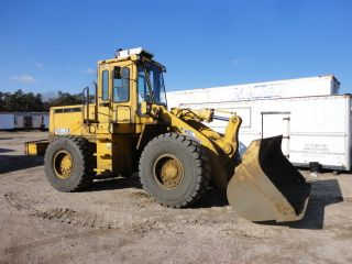 Kawasaki Wheel Loader 70ziii,  31/2 Yd,  Erops,  Heat,  A/c,  5918 Hrs.  15195 photo