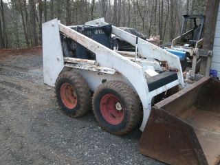 Bobcat 630 Skidsteer photo