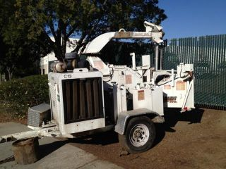 Bank Repo Bandit Drum Wood Chipper photo