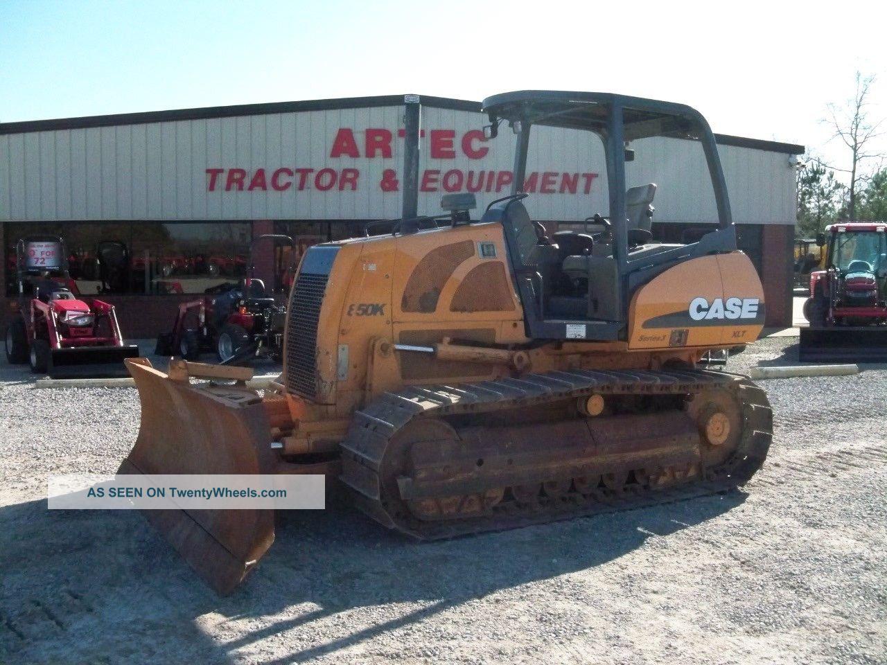 2007 Case 850k Xlt Bulldozer - Dozer - Crawler Tractor - Extra Long Track Crawler Dozers & Loaders photo