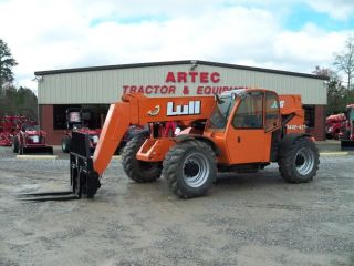 2005 Lull 944e - 42 Telescopic Forklift - Loader Lift Tractor - Full Factory Cab photo