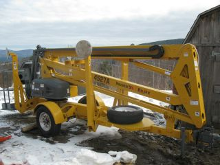 2007 Bil Jax 4527a Towable Manlift,  Off Of Td Bank Job - Paint - - photo