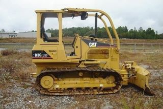 2006 Caterpillar D3g Lgp Dozer photo