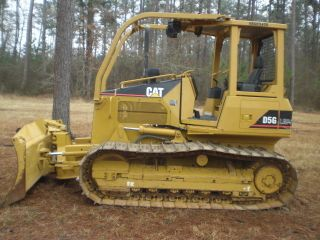 2007 Caterpillar D5g Lgp Dozer photo