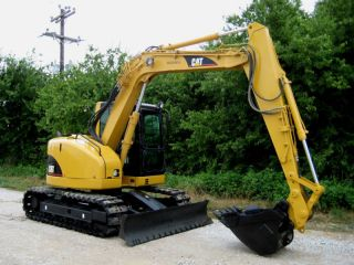 2005 Caterpillar 308c Cr Excavator photo