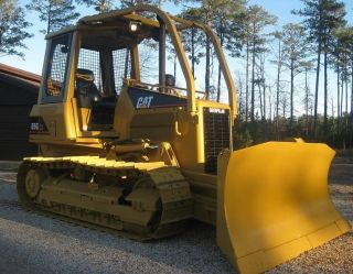 2004 Caterpillar D5g Xl Dozer photo